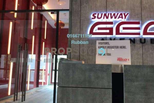 Office For Sale in Sunway GEO Retail, Bandar Sunway Leasehold Unfurnished 0R/1B 530k