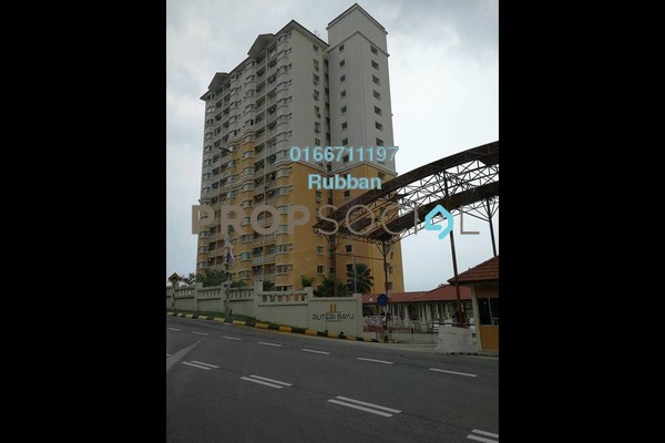 Apartment For Sale in Puteri Bayu, Bandar Puteri Puchong Freehold Fully Furnished 3R/2B 420k