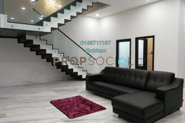 Semi-Detached For Sale in Perdana Lakeview East, Cyberjaya Freehold Fully Furnished 6R/6B 2.15m