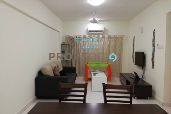 Condominium For Sale in Casa Tropika, Puchong Freehold Fully Furnished 3R/2B 400k