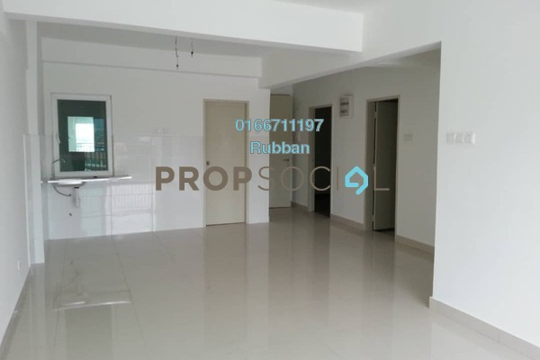 Condominium For Sale in Casa Tropika, Puchong Freehold Fully Furnished 3R/2B 410k