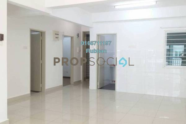 Condominium For Sale in Casa Tropika, Puchong Freehold Semi Furnished 3R/2B 390k