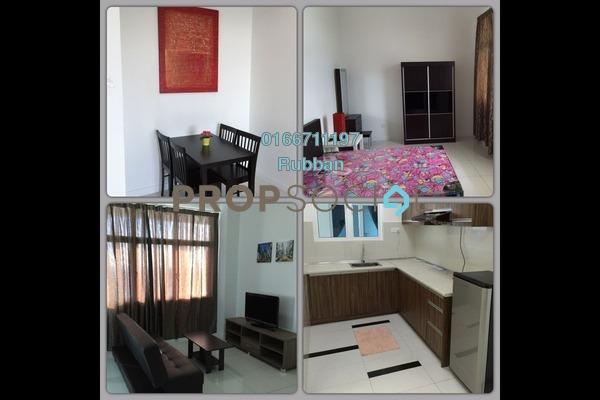 Condominium For Sale in Skypod, Bandar Puchong Jaya Freehold Fully Furnished 1R/1B 460k