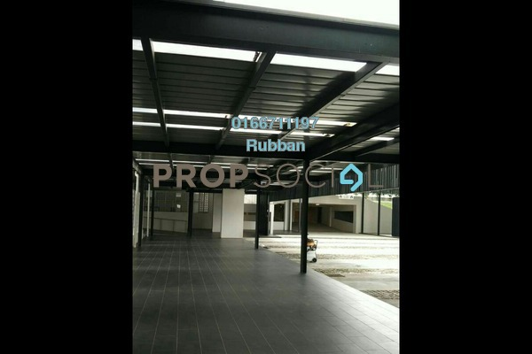 Condominium For Rent in The Wharf, Puchong Freehold Semi Furnished 2R/2B 1.15k