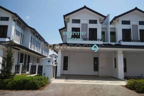 Semi-Detached For Sale in Eco Majestic, Semenyih Freehold Unfurnished 5R/5B 980k