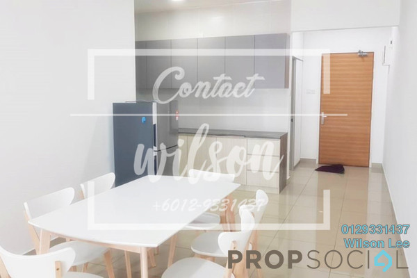 Condominium For Sale in Pearl Suria, Old Klang Road Freehold Fully Furnished 3R/2B 750k
