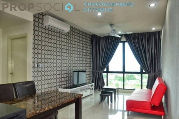Apartment For Rent in Impiana Residences, Iskandar Puteri (Nusajaya) Freehold Fully Furnished 1R/1B 1.58k