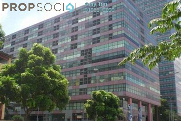 Office For Sale in Sunway Mentari, Bandar Sunway Freehold Semi Furnished 0R/0B 94.8k