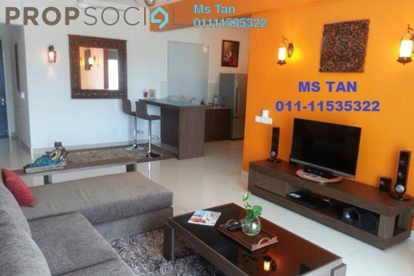 Condominium For Rent in Reflections, Sungai Ara Freehold Fully Furnished 4R/3B 2k