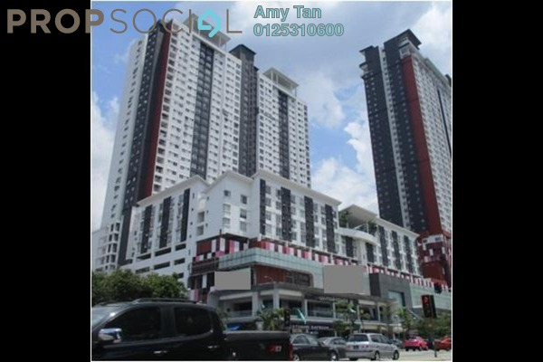 Shop For Sale in Axis Atrium, Pandan Indah Freehold Semi Furnished 0R/0B 984k