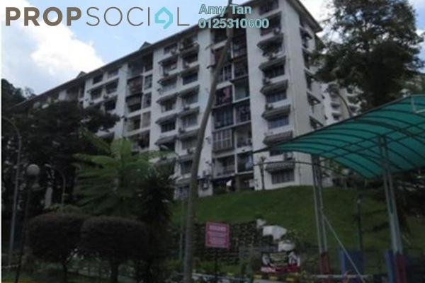 Apartment For Sale in Desa View Towers, Melawati Freehold Semi Furnished 0R/0B 219k