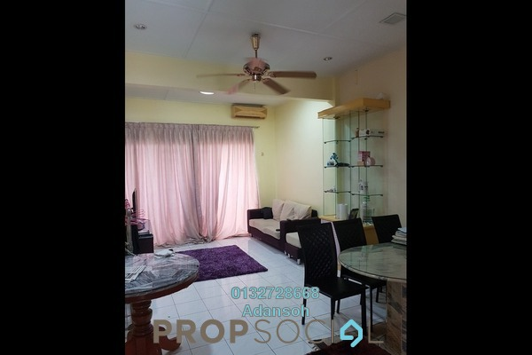 Apartment For Sale in Casa Venicia Apartment, Selayang Freehold Semi Furnished 3R/2B 265k