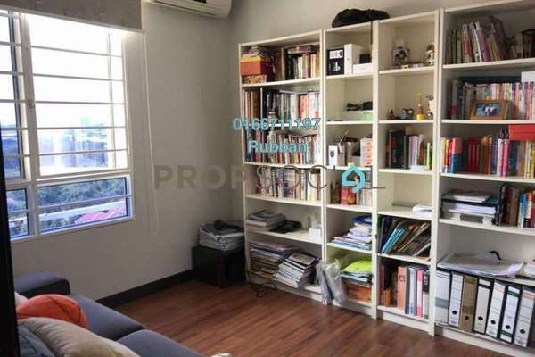 Condominium For Sale in Zen Residence, Puchong Freehold Semi Furnished 3R/2B 520k