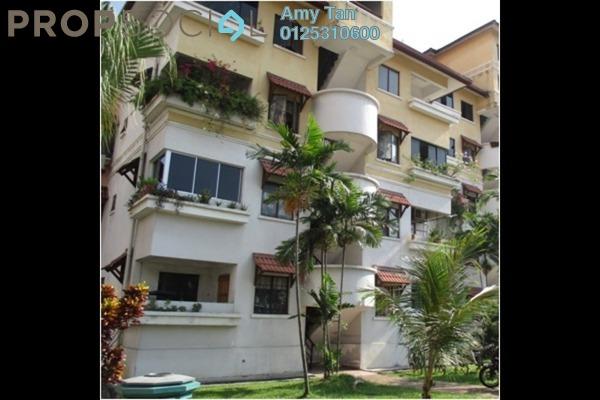 Condominium For Sale in Anjung Villa, Sentul Freehold Semi Furnished 0R/0B 480k
