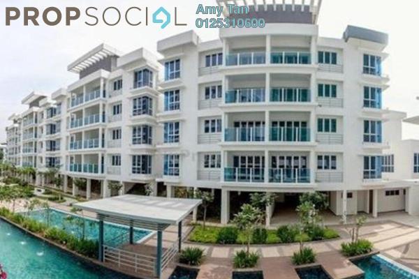 Apartment For Sale in Putra 1 Apartment, Bandar Seri Putra Freehold Semi Furnished 0R/0B 350k
