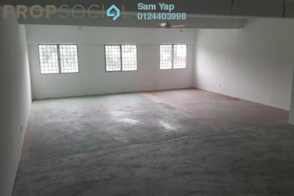 For Rent Shop at Taman Setapak Indah, Setapak Freehold Unfurnished 0R/6B 1.5k