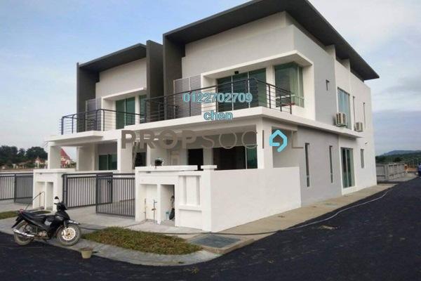 For Sale Terrace at Bandar Springhill, Sendayan Freehold Unfurnished 5R/3B 369k
