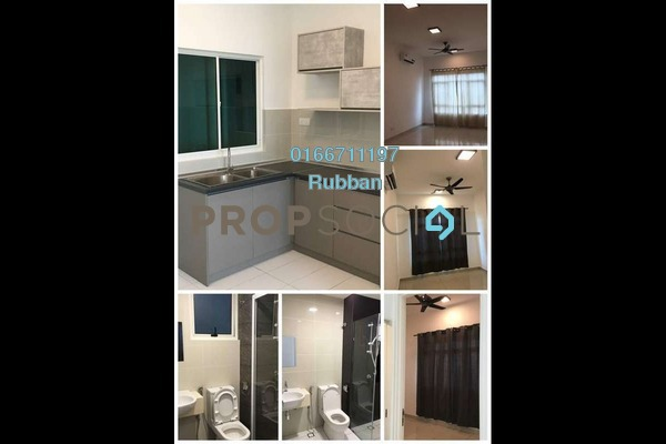 Condominium For Sale in La Thea Residences, 16 Sierra Freehold Semi Furnished 2R/2B 480k