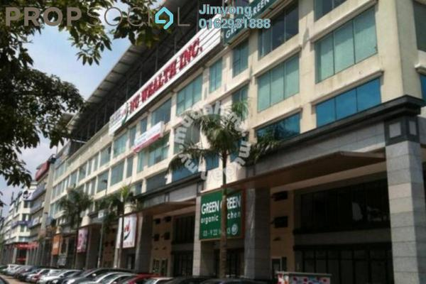 Shop For Sale in Fraser Business Park, Sungai Besi Freehold Semi Furnished 4R/5B 5m