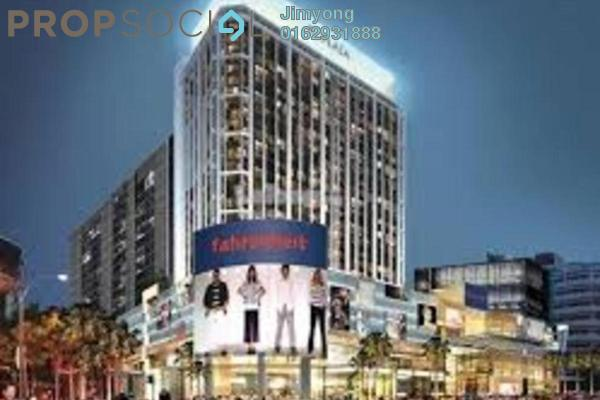 Condominium For Sale in KL Plaza Suites, Bukit Bintang Freehold Fully Furnished 8R/7B 6.2m