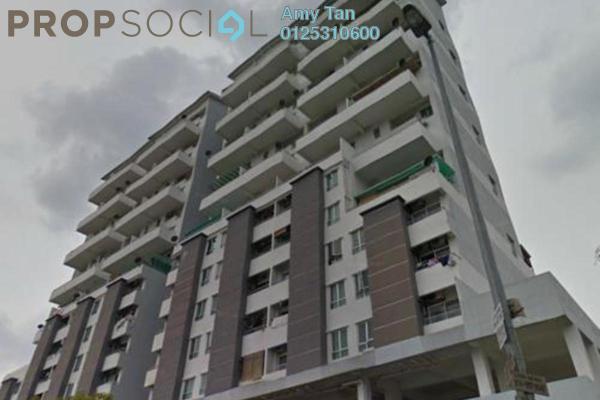 Apartment For Sale in Sering Akasia, Batu 9 Cheras Freehold Semi Furnished 0R/0B 560k