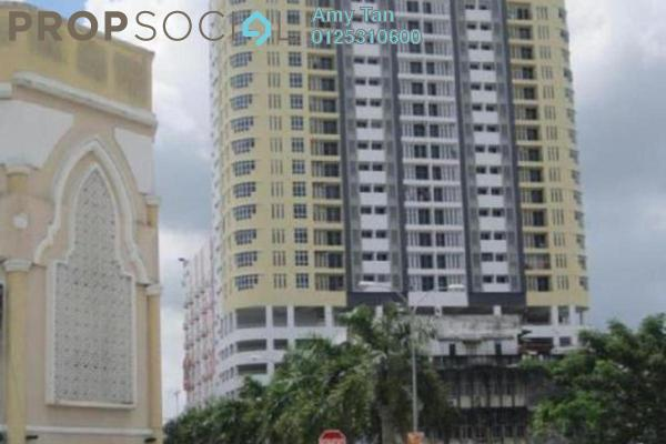 Serviced Residence For Sale in Kota Bharu City Point, Kota Bharu Freehold Semi Furnished 0R/0B 250k