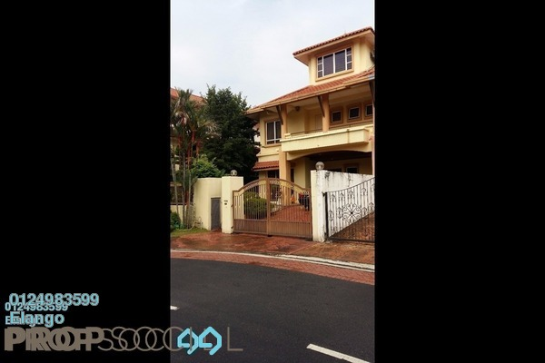 Semi-Detached For Sale in Glenmarie Courts, Glenmarie Freehold Semi Furnished 5R/3B 2.4m