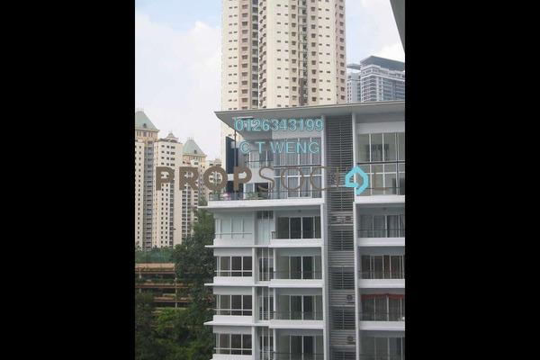 Condominium For Sale in Kiara 1888, Mont Kiara Freehold Semi Furnished 4R/6B 2.49m