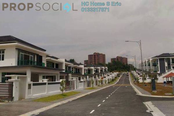 Semi-Detached For Sale in Wira Heights, Bandar Sungai Long Freehold Semi Furnished 5R/6B 1.7m