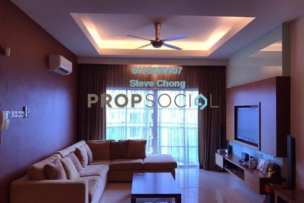 Condominium For Sale in Hartamas Regency 2, Dutamas Freehold Fully Furnished 3R/3B 795k