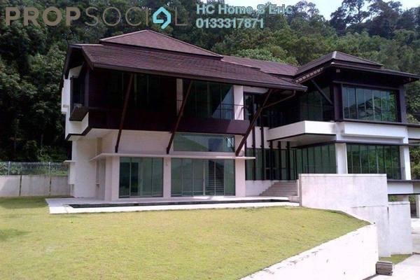 Bungalow For Sale in Aspen Bungalows @ Garden Residence, Cyberjaya Freehold semi_furnished 8R/9B 3.59m