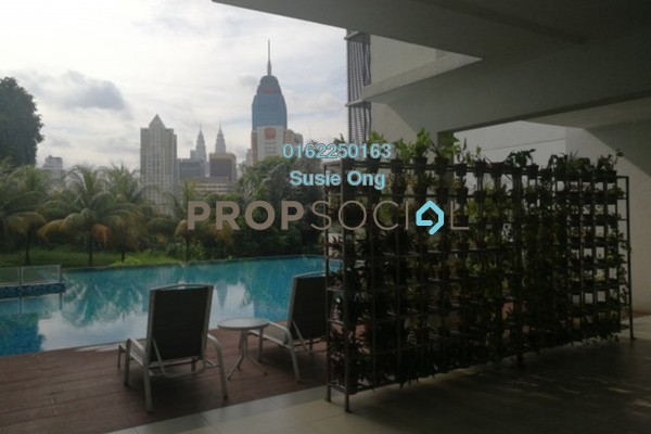 Condominium For Sale in Kenny Hills Residence, Kenny Hills Freehold Semi Furnished 4R/6B 3.8m