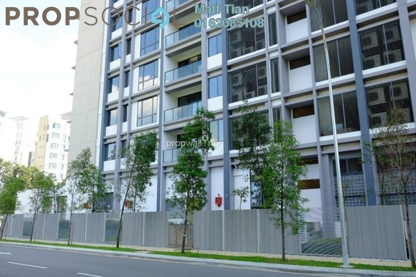 Condominium For Sale in Rimbun, Ampang Hilir Freehold Unfurnished 3R/4B 4.38m