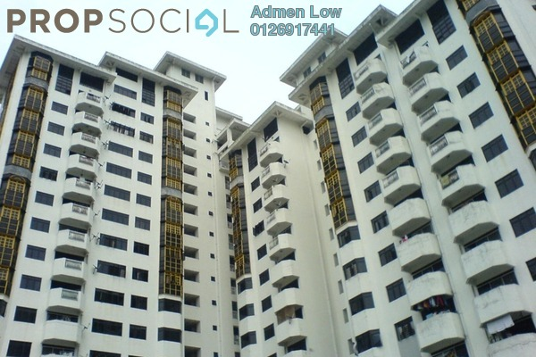 Condominium For Rent in One Ampang Avenue, Ampang Freehold Semi Furnished 3R/2B 2k