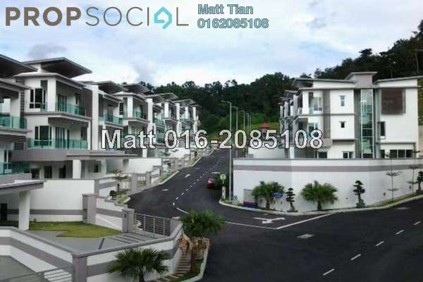 Semi-Detached For Rent in Beverly Heights, Ukay Freehold Semi Furnished 6R/7B 8.5k