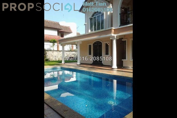 Bungalow For Sale in Taman Hillview, Ukay Freehold Semi Furnished 5R/6B 3.99m