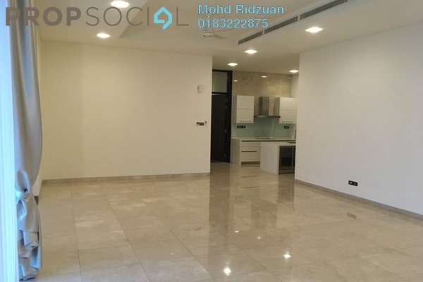 Condominium For Rent in The Pearl, KLCC Freehold Semi Furnished 4R/5B 8k