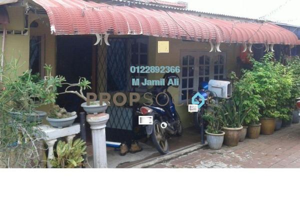 Terrace For Sale in Kampung Merdeka, Batu Pahat Leasehold Semi Furnished 3R/3B 125k