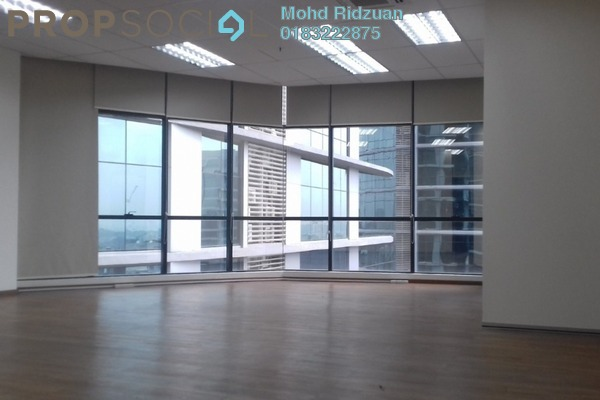 Office For Rent in Vertical Suites, Bangsar South Freehold Unfurnished 0R/0B 7.66k