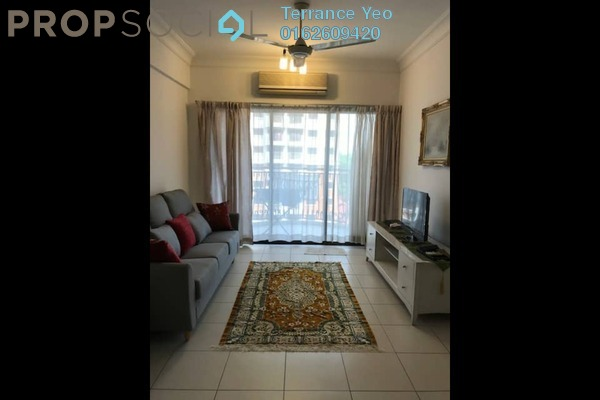 Apartment For Rent in Avilla, Bandar Puchong Jaya Freehold Fully Furnished 3R/2B 1.7k