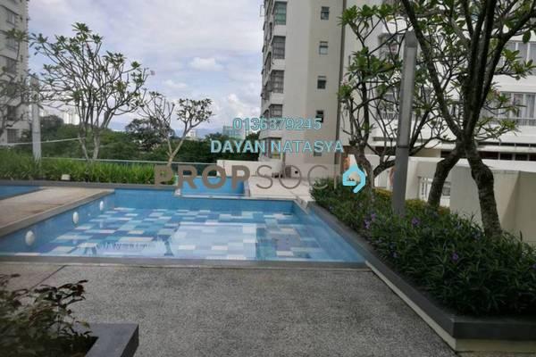 Condominium For Sale in The Tamarind, Sentul Freehold Semi Furnished 4R/3B 720k
