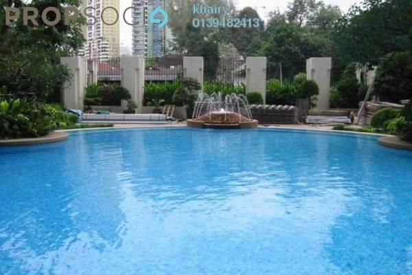 Condominium For Sale in 3 Kia Peng, KLCC Freehold Fully Furnished 4R/4B 2.9m