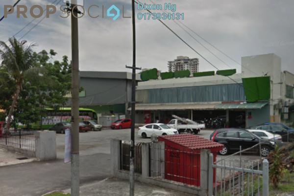 Factory For Rent in Taman Kuchai Jaya, Kuchai Lama Freehold Semi Furnished 1R/1B 86.5k
