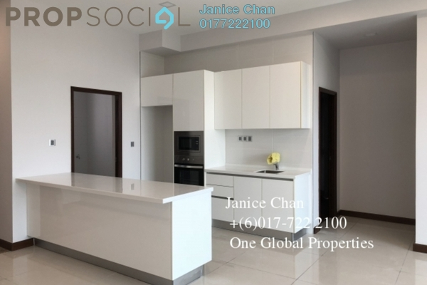Condominium For Rent in Paragon Residences @ Straits View, Johor Bahru Freehold Fully Furnished 4R/4B 2.3k