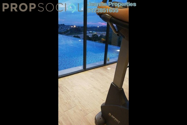 Condominium For Rent in Sutera Pines, Bandar Sungai Long Freehold Unfurnished 3R/2B 1.9k