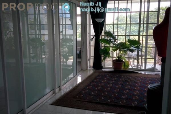 Condominium For Sale in Enau Court, Ampang Hilir Leasehold Semi Furnished 3R/2B 860k