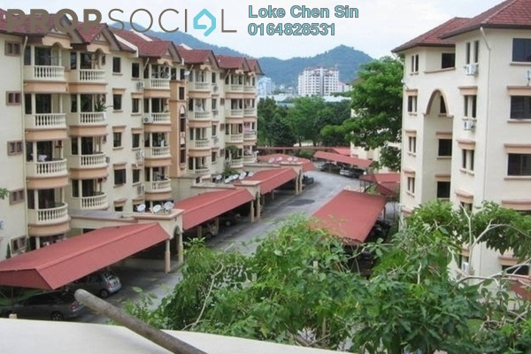 For Rent Condominium at Springfield, Sungai Ara Freehold Fully Furnished 3R/2B 1k