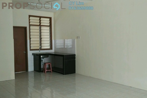 Terrace For Rent in Jenjarom, Selangor Freehold Unfurnished 4R/3B 1k