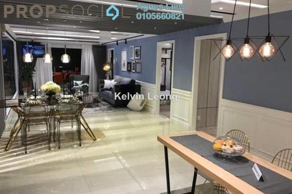 Condominium For Sale in The Holmes 2, Bandar Tun Razak Freehold Semi Furnished 3R/2B 420k