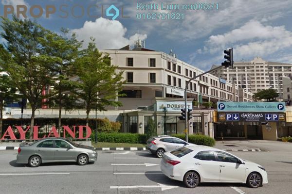 Office For Rent in Plaza Damas, Sri Hartamas Freehold Unfurnished 3R/1B 2.5k